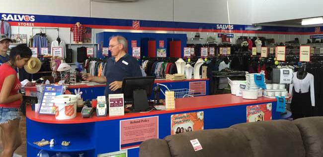 Salvos Stores1 - 「ネプ&イモトの世界番付」でも紹介。豪州移住者が知っておくと便利な豪州のリサイクル・システム