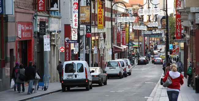 melbourne car park - シドニー、メルボルン、ブリスベンほかオーストラリア主要都市の無料or格安駐車場マップ全公開!