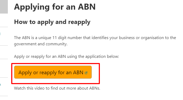 ABN1 - ワーホリ・学生がオーストラリアで起業する方法|ABN申請方法と海外フリーランサーのススメ