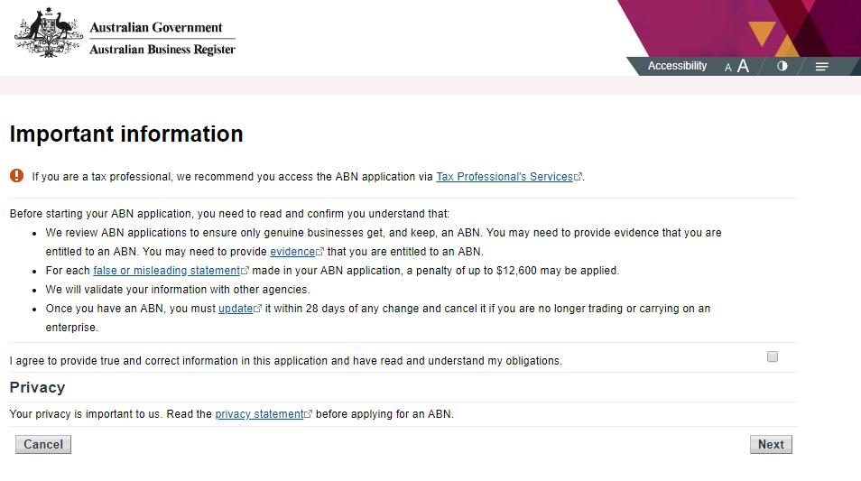 ABN2 - ワーホリ・学生がオーストラリアで起業する方法|ABN申請方法と海外フリーランサーのススメ