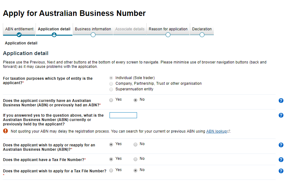 ABN4 - ワーホリ・学生がオーストラリアで起業する方法|ABN申請方法と海外フリーランサーのススメ