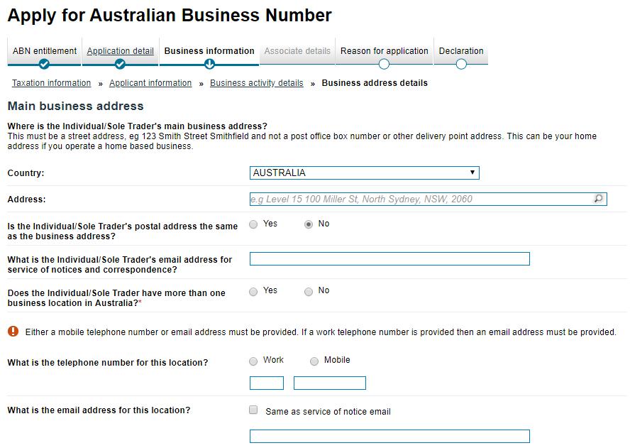 ABN8 - ワーホリ・学生がオーストラリアで起業する方法|ABN申請方法と海外フリーランサーのススメ