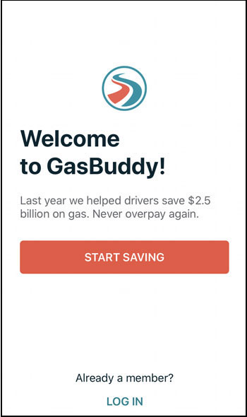 GasBuddy1 - 最安値のガソリン・スタンドを探せるGasBuddyは今が使い時!