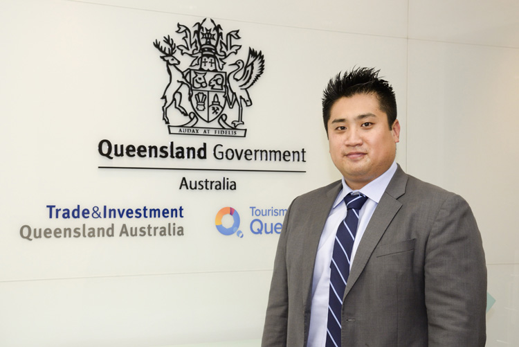 Daiji Takashima - コロナ禍でも好調なオーストラリア・QLD州の対日農業ビジネスについて農水相に聞いた